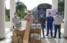 Refuerzan atención hospitalaria para pacientes covid en Córdoba