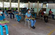Se reactiva la alternancia educativa en Montería