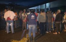 Reportan 42 civiles muertos en el marco de las protestas