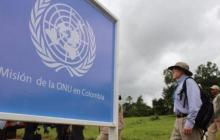 La ONU amplía las funciones de su misión en Colombia