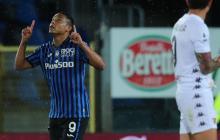 Otro gol y ya van 22 de Muriel en el 'Calcio' Italiano