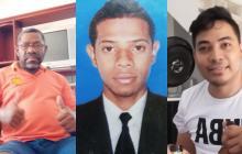 Estos son los tres fallecidos en el accidente de la Vía Oriental