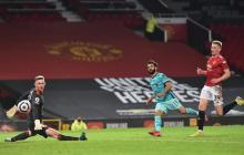 Manchester United vs. Liverpool por la Premier League