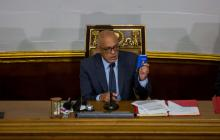 "Jorge Rodríguez apoya diálogo, pero ""sin amnesia"""