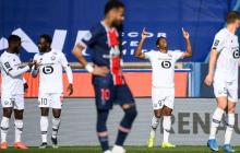 El Lille puede coronarse el domingo y acabar con la racha del millonario PSG