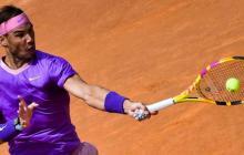 Nadal consigue su décimosexta semifinal en el Master de Roma