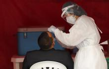 Colombia reporta 530 muertos por covid, nueva cifra récord de la pandemia en el país