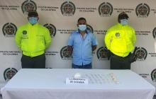 Atraparon a alias 'El Negro' con cocaína en allanamiento