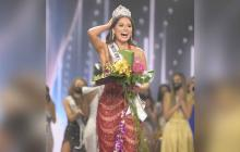 Andrea Meza obtiene la tercera corona de Miss Universo para México