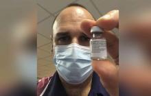 Joan Pons: a un año de vacunarse con AstraZeneca