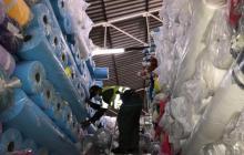 Ropa, lo más contrabandeado este año en Barranquilla