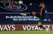 """""""El Balón de Oro es uno de mis objetivos, pero antes va el colectivo"""": Mbappé"""