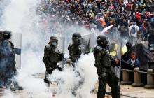 Procuraduría avanza en 80 procesos disciplinarios en jornadas de protestas