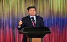 """""""Desbloqueos serán con apego a derechos humanos"""": ministro Molano"""