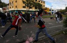 Fiscalía ha imputado a 160 personas en el marco de las protestas