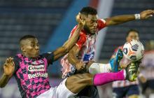 Santa Fe vs. Junior se jugará en Ambato, Ecuador