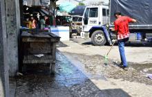 Otro crimen en El Boliche: asesinan a un hombre sobre una mesa