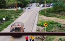 Cámaras de Comercio piden desbloquear la vía férrea de Cerrejón