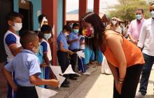 Estudiantes de Riohacha regresarán a clases en la modalidad de alternancia