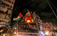 ¡Por fin!, Gaza comienza a despertar de una pesadilla