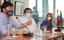 Ministro de Salud anuncia que Barranquilla será piloto para reapertura del país