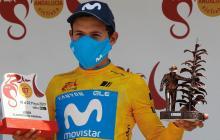 Miguel Ángel López, ganador de la vuelta a Andalucía