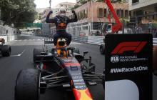 Max Verstappen gana el GP de Mónaco en la Fórmula Uno