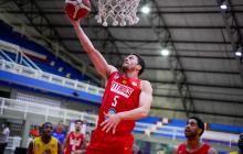 Titanes vs. Búcaros por la Liga de Baloncesto Profesional de Colombia