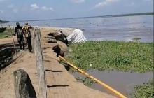 Cesó bloqueo al ferry en Salamina  e inician trabajos