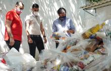 Comunidad islámica de Barranquilla dona mercados y ropa