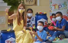 El programa 'Recicla por Barranquilla' también salvará vidas a niños con cáncer