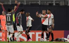 River Plate vs. Fluminense por la Copa Libertadores