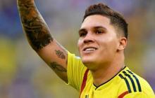 Juan Fernando Quintero, desconvocado de la Selección Colombia