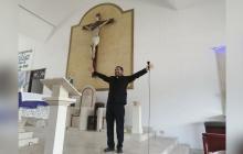 """""""Que se haga la voluntad de Dios"""", las últimas palabras del padre Julio Balza"""
