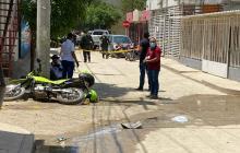 Un policía muerto y otro herido en Santa Marta