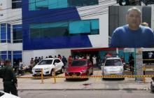 Presuntos sicarios llegaron de Medellín y Montería para matar a 'JJ'