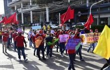 Arranca marcha de Adeba en Barranquilla