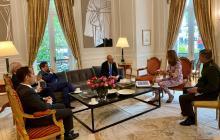 Colombia deja abierta la puerta para visita de la CIDH