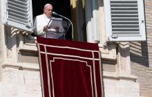 """El papa pedirá a la Virgen Desatanudos que deshaga los """"nudos"""" de la pandemia"""