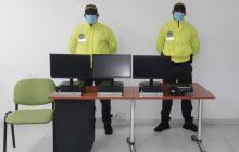 Policía y Fiscalía recuperan objetos hurtados de Alcaldía Local de Suroriente