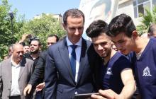 Bashar al-Assad repite presidencia en Siria y gobernará 7 años más