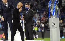 Manchester City vs. Chelsea final de Champions League Pep Guardiola