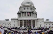 Frenan investigación por la toma al Capitolio de EE. UU.