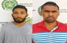 Cárcel para 'Mataburra' y 'Pava' por crimen de policía en Santa Marta