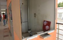 Vandalizan cuatro estaciones de Transmetro en Barranquilla