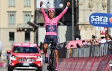 Egan Bernal, campeón del Giro de Italia 2021