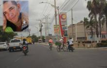 Hombre murió tras ser arrollado por moto que participaba en piques ilegales