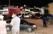 Maicao: Encuentran cuerpos baleados de dos hombres en camionetas