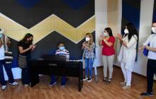 Entregan renovada Casa de Cultura en Usiacurí