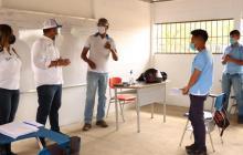 Entregan 26 aulas en ocho instituciones etnoeducativas de Riohacha